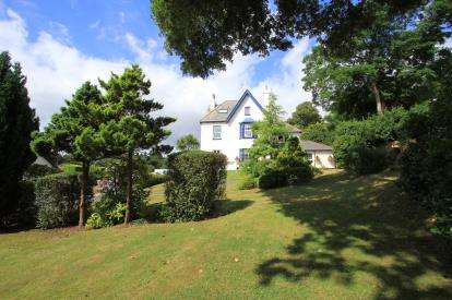 2 Bedrooms Flat for sale in Park Lane, Budleigh Salterton, Devon