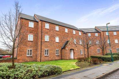 2 Bedrooms Flat for sale in Bridgeside Close, Walsall, West Midlands
