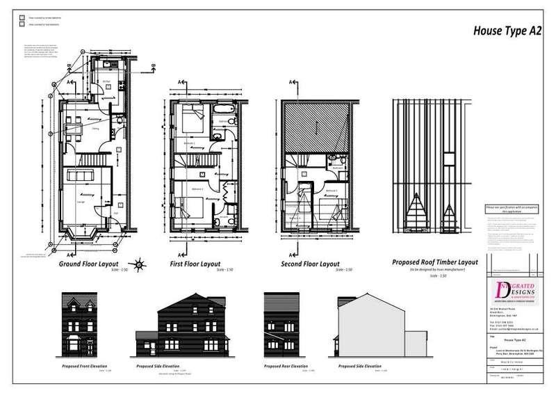 4 Bedrooms Semi Detached House for sale in PLOT 8, 228 Westminster Road, BIRMINGHAM