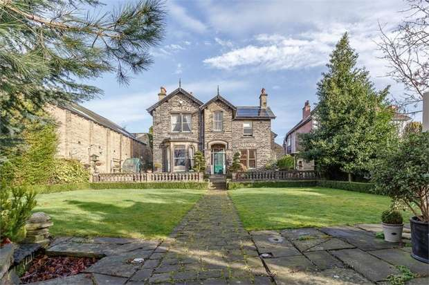 5 Bedrooms Detached House for sale in Westfield Road, Horbury, Wakefield, West Yorkshire