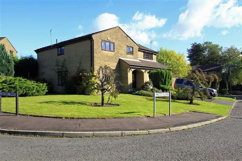 5 Bedrooms Detached House for sale in 1, Ascot Close, Bamford, Rochdale, OL11