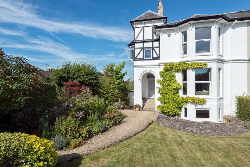 5 Bedrooms Semi Detached House for sale in Leckhampton