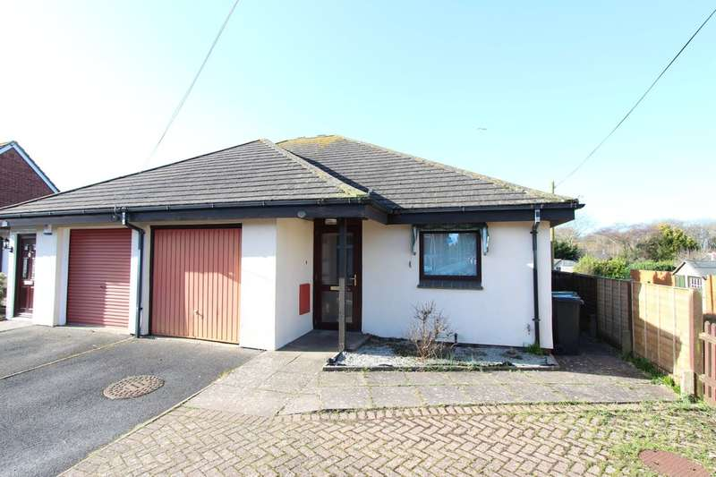 2 Bedrooms Semi Detached Bungalow for sale in HIGHCLIFFE ON SEA