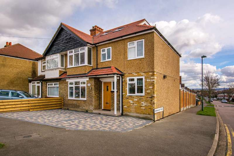 6 Bedrooms Semi Detached House for sale in Duke of Edinburgh, Sutton, SM1