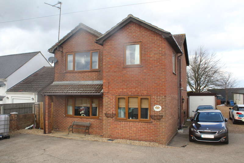4 Bedrooms Detached House for sale in Church House, Main Road, Thorney Toll, Wisbech