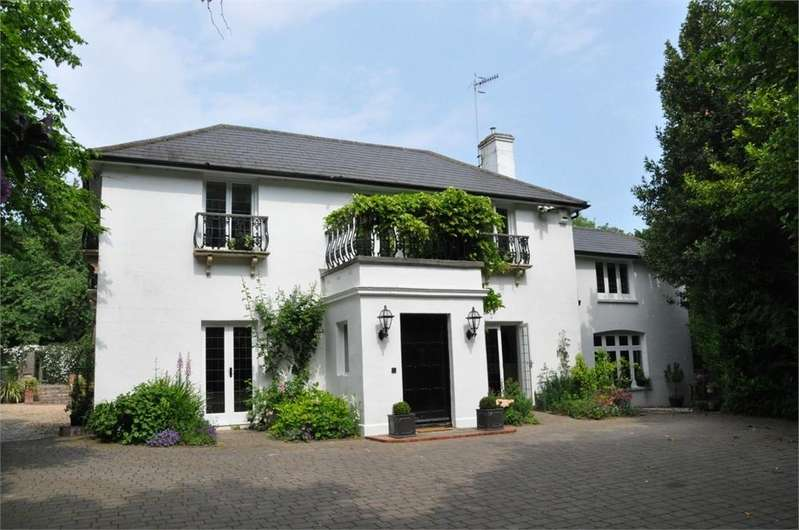 6 Bedrooms Detached House for sale in Watermill Lane, Bexhill-on-Sea