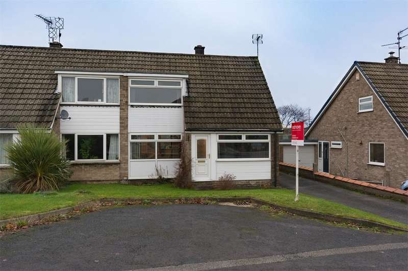 3 Bedrooms Semi Detached Bungalow for sale in Boroughbridge Road, YORK