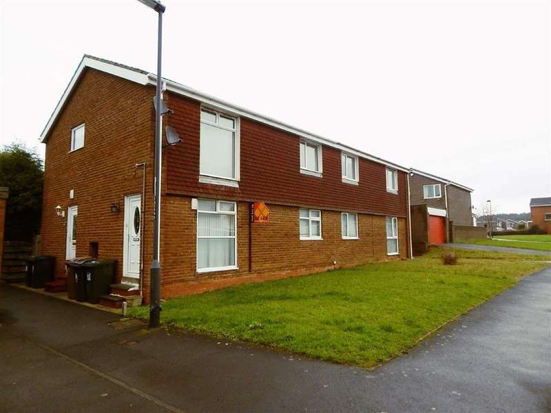 2 Bedrooms Apartment Flat for sale in Exeter Road, Sunholme Estate, Wallsend, NE28