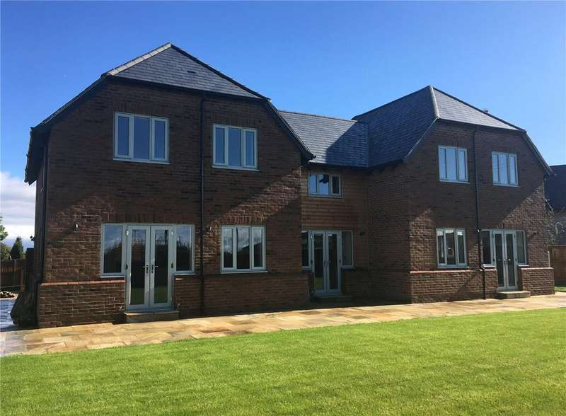 5 Bedrooms Detached House for sale in The Shire, Plot 4 Ostlers Yard, Lydeway, Wiltshire, SN10