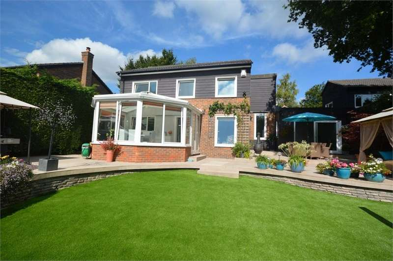 3 Bedrooms Detached House for sale in Redhill Wood, New Ash Green