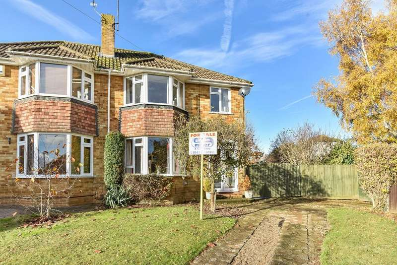 3 Bedrooms Semi Detached House for sale in Orchard Way, Snodland