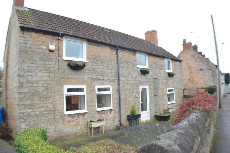 3 Bedrooms Detached House for sale in Warsop Road, Mansfield Woodhouse, Mansfield