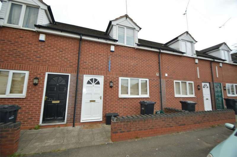 2 Bedrooms Terraced House for sale in Bradley Street, Brierley Hill, West Midlands