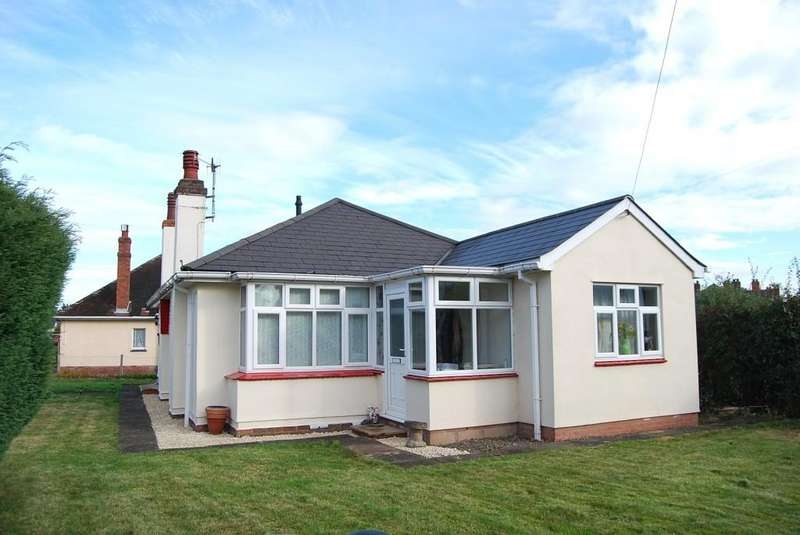 3 Bedrooms Detached Bungalow for sale in Lambourne Avenue, MALVERN