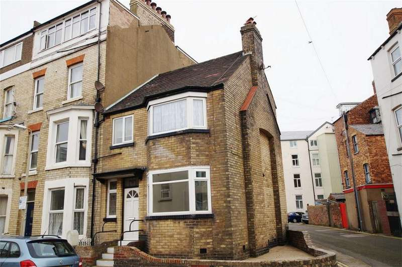 2 Bedrooms Flat for sale in Queen's Terrace, North Bay, Scarborough