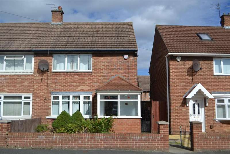 2 Bedrooms Semi Detached House for sale in Cardiff Square, Hylton Castle, Sunderland