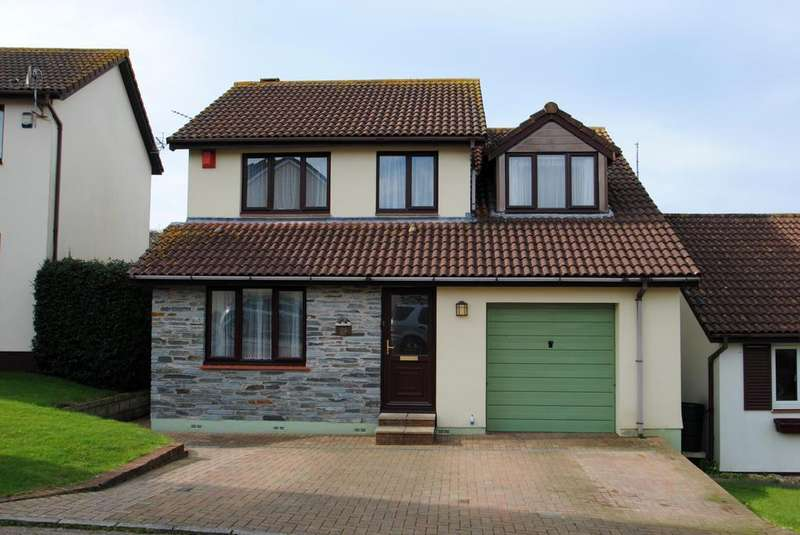 5 Bedrooms Detached House for sale in Kenwith View, Bideford