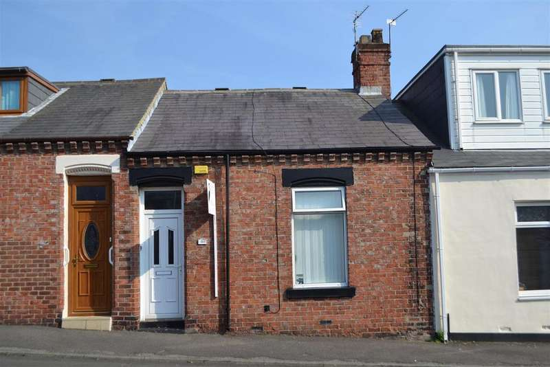2 Bedrooms Cottage House for sale in Darwin Street, Southwick, Sunderland