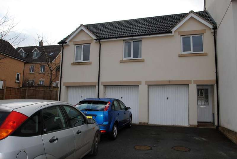 1 Bedroom Semi Detached House for sale in Biddiblack Way, Bideford