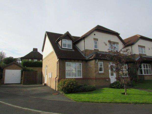 4 Bedrooms Detached House for sale in THE MALTINGS, WINGATE, PETERLEE AREA VILLAGES