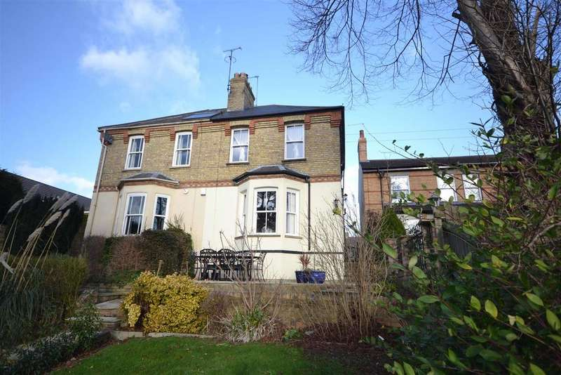 3 Bedrooms Semi Detached House for sale in Casterton Road, Stamford