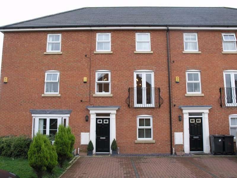 3 Bedrooms Town House for sale in Lingwell Park, WIDNES, Cheshire