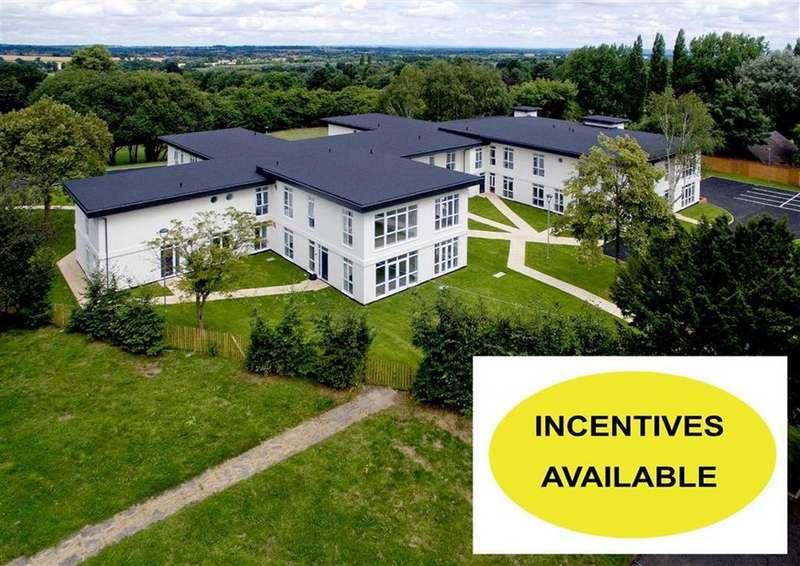 2 Bedrooms Apartment Flat for sale in 14 Danescourt Manor, Danescourt Road, Tettenhall, Wolverhampton, West Midlands, WV6