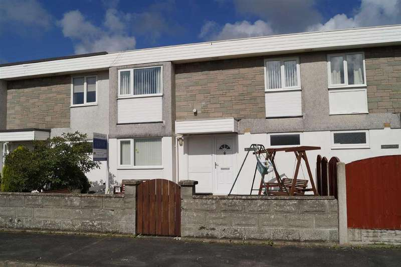 3 Bedrooms Terraced House for sale in Lon Ceredigion, Pwllheli