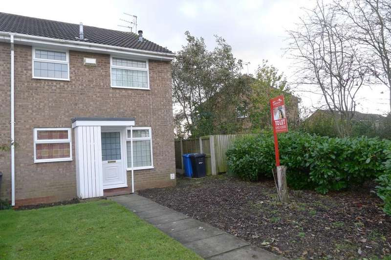 1 Bedroom Mews House for sale in Livingstone Avenue, Perton, Wolverhampton