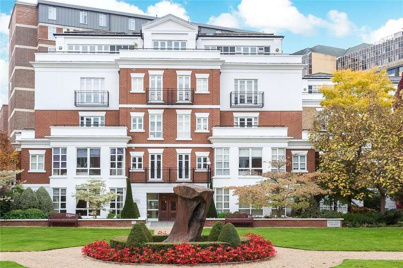 1 Bedroom Flat for sale in Tamarind Court, Stone Hall Gardens, London