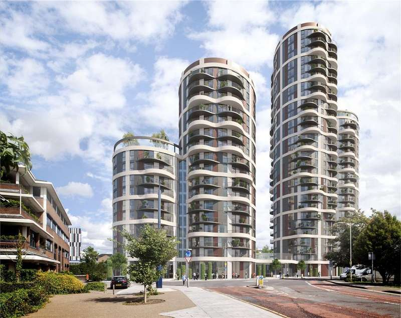 1 Bedroom Apartment Flat for sale in 360 Barking, Cambridge Road, IG11