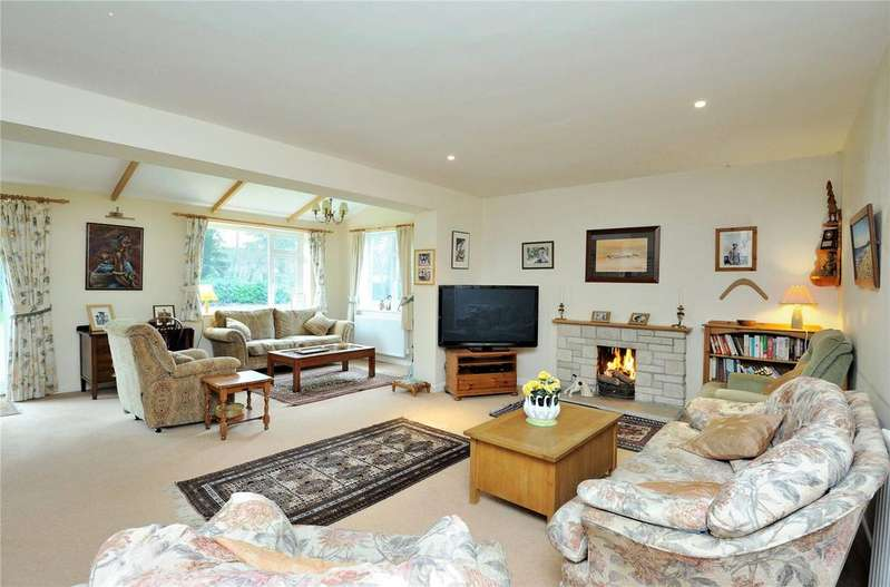 5 Bedrooms Detached House for sale in Church Walk, Marston Magna, Yeovil, Somerset