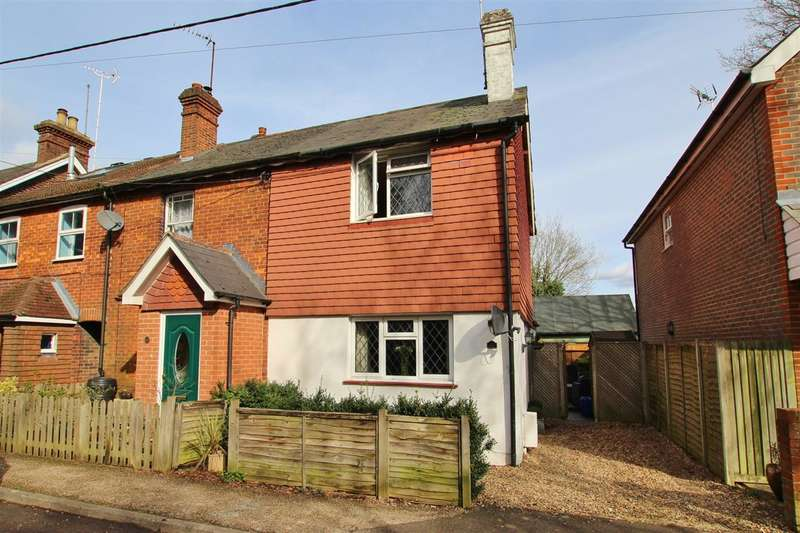 3 Bedrooms End Of Terrace House for sale in Station Road, Southwater, Horsham