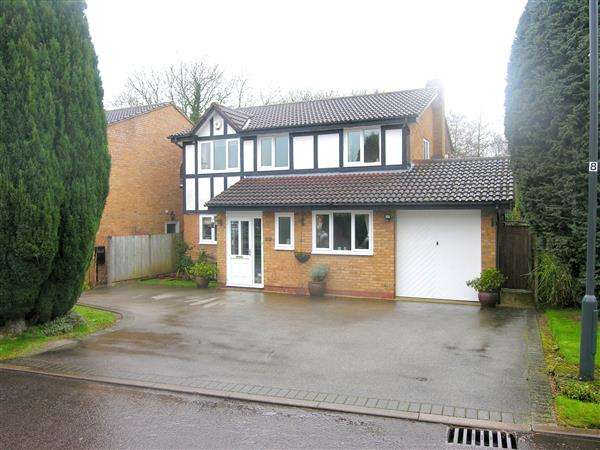 4 Bedrooms Detached House for sale in Fourfields Way, New Arley