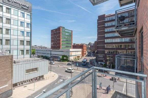 2 Bedrooms Flat for sale in Scotland Street, Sheffield
