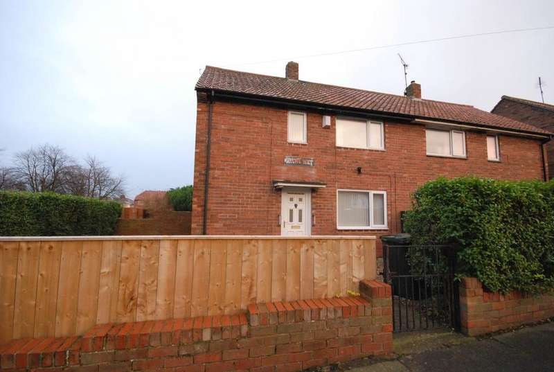 2 Bedrooms Semi Detached House for sale in Milne Way, Kenton