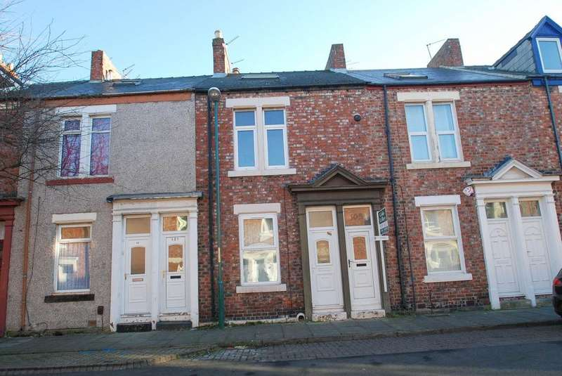 2 Bedrooms Flat for sale in Marshall Wallis Road, South Shields