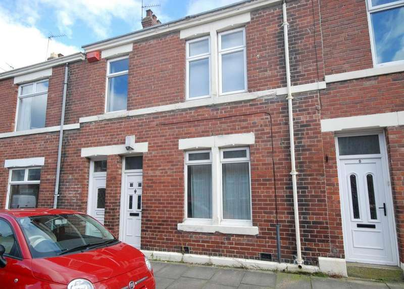 2 Bedrooms Flat for sale in Breamish Street, Jarrow