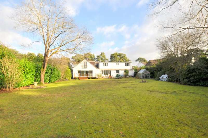 5 Bedrooms House for sale in St Leonards, Ringwood, BH24 2QF