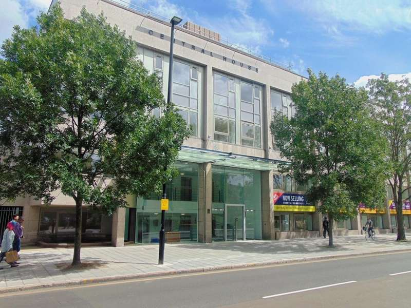 1 Bedroom Apartment Flat for sale in Lampton Road, Hounslow, TW3