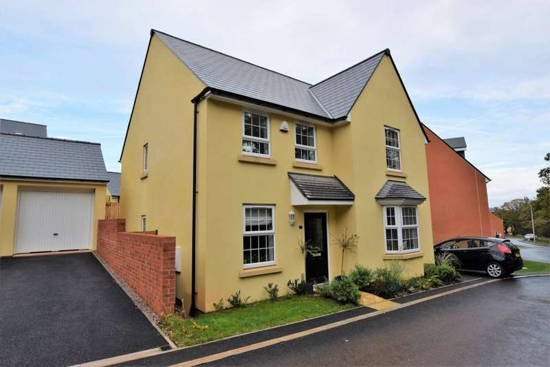 4 Bedrooms House for sale in Leworthy Drive, Pinhoe, EX1