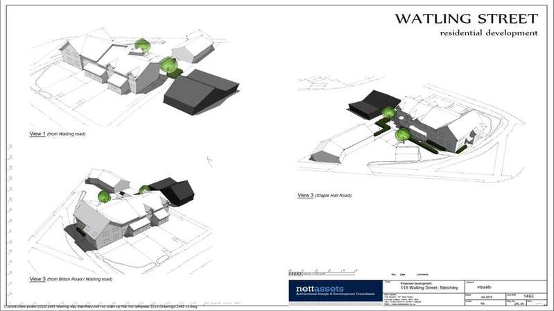 Plot Commercial for sale in Watling Street, Bletchley, Milton Keynes