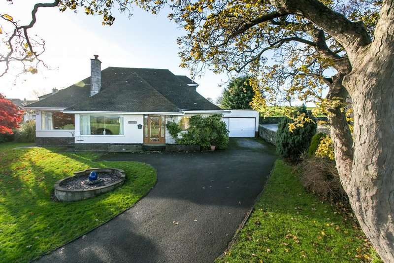 4 Bedrooms Detached Bungalow for sale in Friarswood, Heaton Bottom Road, Heaton With Oxcliffe, Near Overton, LA3 3EU