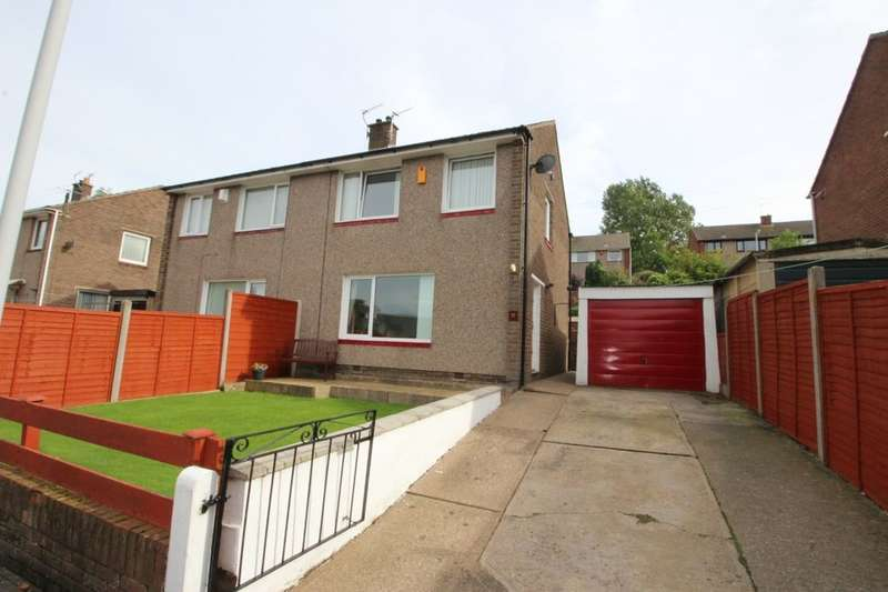 3 Bedrooms Semi Detached House for sale in Chertsey Bank, Carlisle, CA1