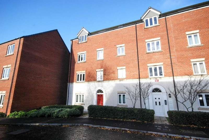 2 Bedrooms Flat for sale in Landfall Drive, Hebburn