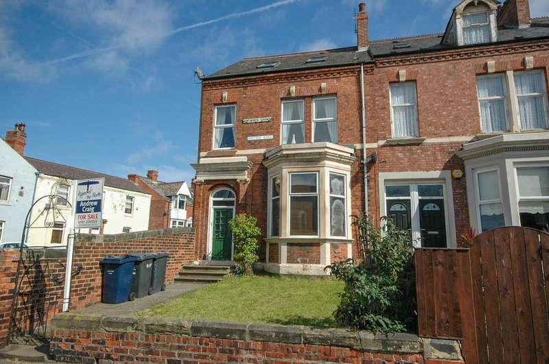 2 Bedrooms Maisonette Flat for sale in Westoe Road, South Shields
