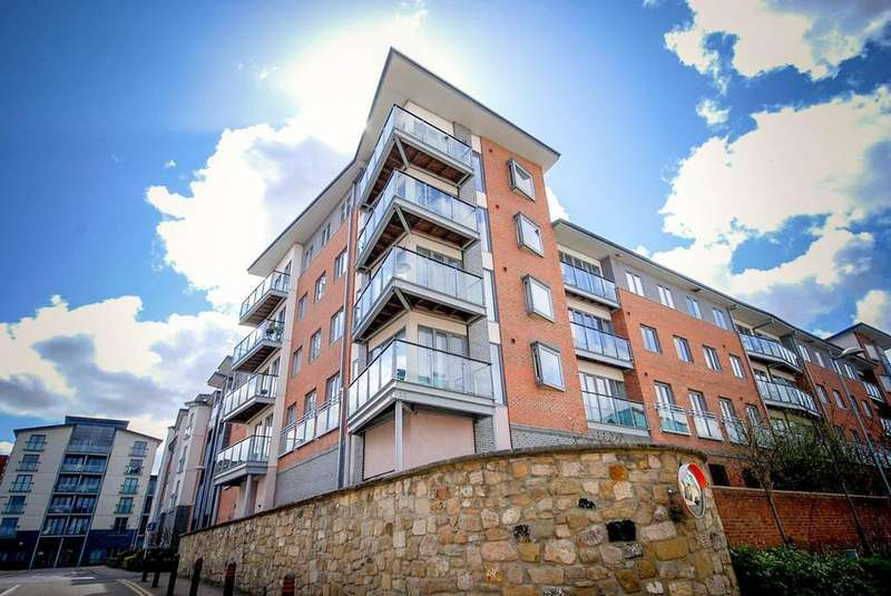 2 Bedrooms Penthouse Flat for sale in Cameronian Square, Ochre Yards