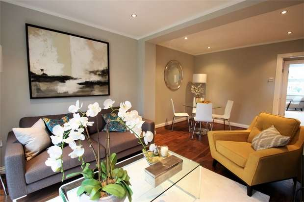 2 Bedrooms Flat for sale in Devonshire Road, Harrow, Middlesex