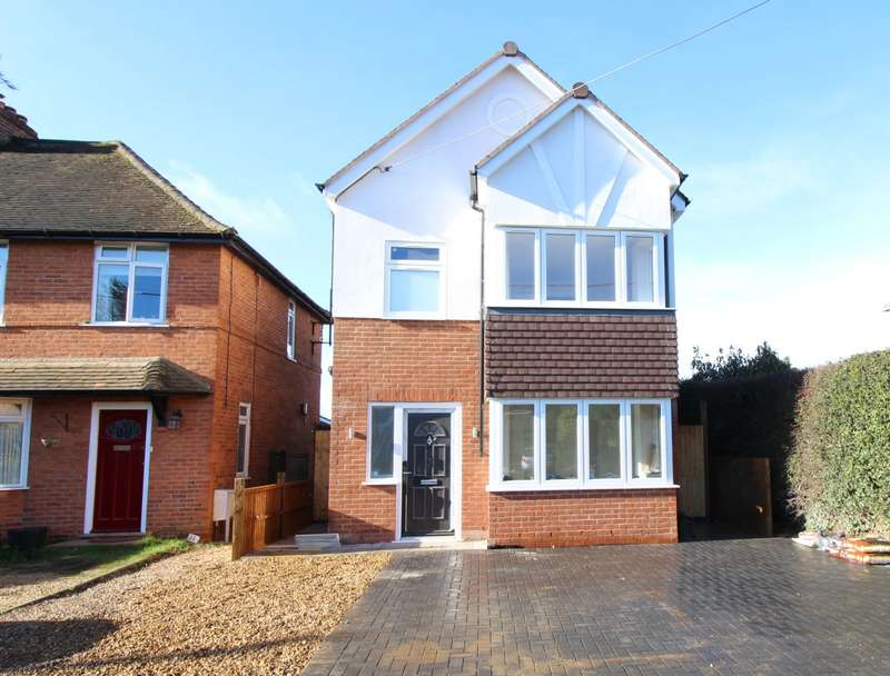 4 Bedrooms Detached House for sale in Woodlands Road, Sonning Common, Reading, RG4