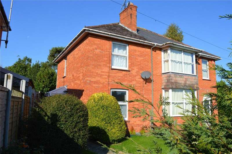 2 Bedrooms Semi Detached House for sale in St. Andrews Road, Bridport, Dorset